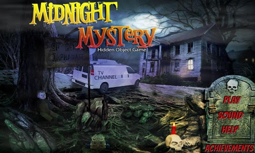 Midnight Mystery Hidden Object