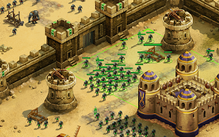 Screenshot of Throne Rush