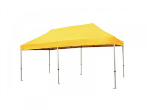 6m x 3m Marquee (Yellow)