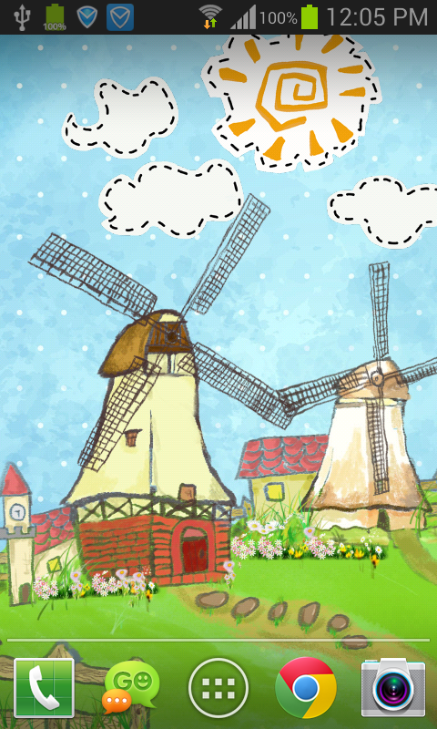 Android Windmill Live Wallpaper Download