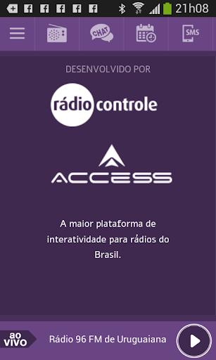 Rádio 96 FM de Uruguaiana