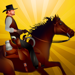 Cowboy Horseback Riding Race for PC and MAC