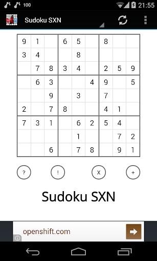 Sudoku SXN - Simple Mind Game