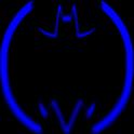 Blue Batcons Launcher Icons icon