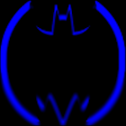 Blue Batcons Icon Skins icon