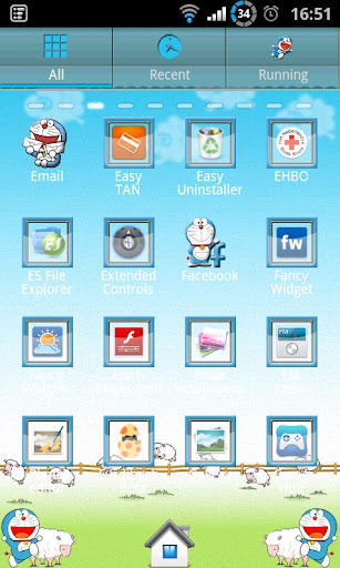 Download Doraemon Theme Google Play softwares - aAacOhYrAcp0
