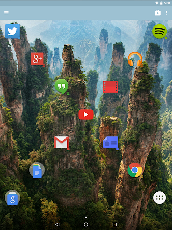 Action Launcher 3 3.5.1 screenshot 24229