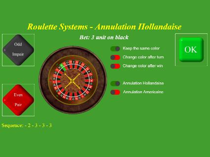 Roulette Crasher