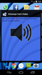 My SMS Reader - screenshot thumbnail