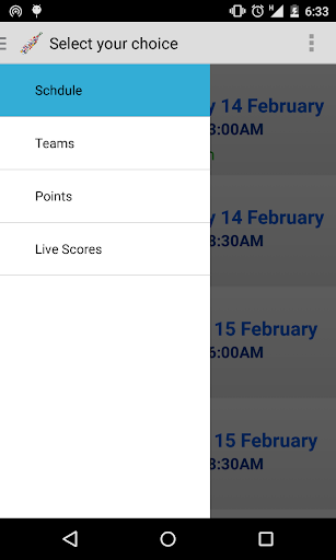 Cricket World Cup 2015 Alerts