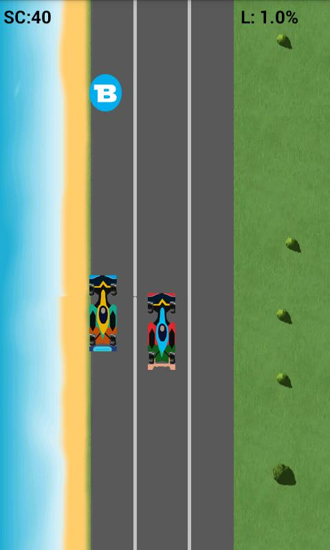 Speed Racer - Racing Unleashed - screenshot