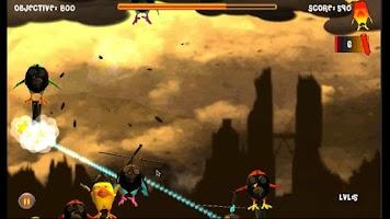 Screenshot of Thunder Birds