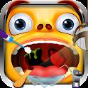 Enfants gorge Docteur-Fun Game icon