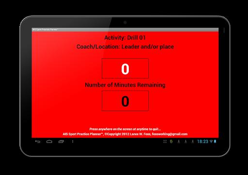 【免費生產應用App】AIS Football Planner H.S. Team-APP點子