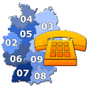 City, Country, Caller ID logo