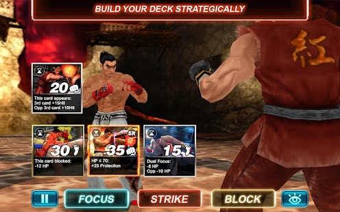 Tekken Card Tournament (CCG) Screenshot 16