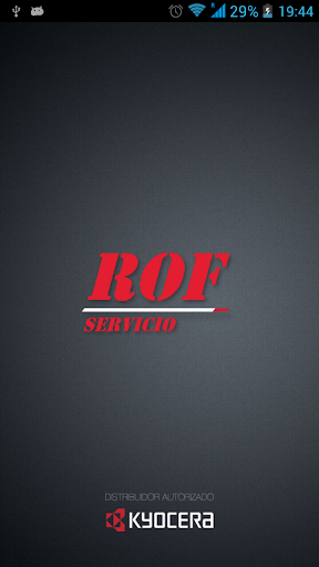 ROF Servicio