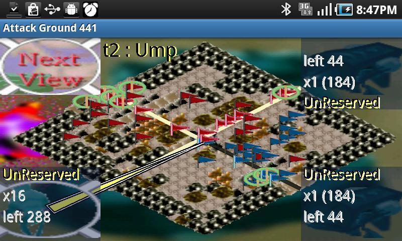 Attack Ground 441- screenshot
