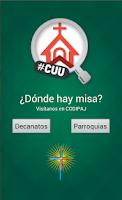 Screenshot of Misas CUU