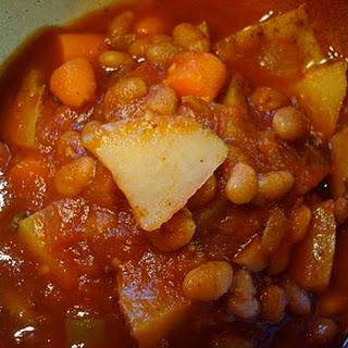 Hearty Vegan Southwestern Sweet & Spicy Soup