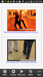 Salsa Dancing Exposed- screenshot thumbnail