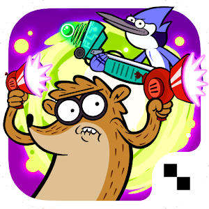 Ghost Toasters – Regular Show Mod (Unlimited Money) v1.0 APK