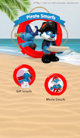 Screenshot of Smurfs