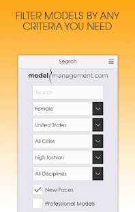 Model Search - Find models!- screenshot thumbnail