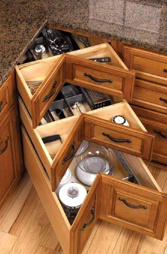 Kitchen Storage Ideas Screenshot