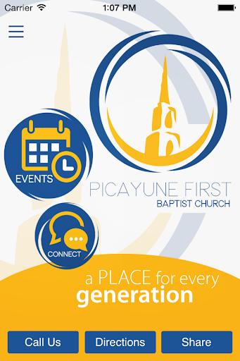 First Baptist Church Picayune