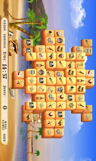 Caribbean Mahjong Free 1.0.2 screenshots 5