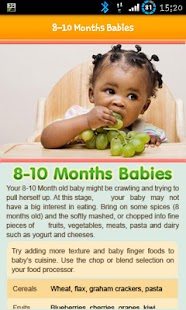 100+ Baby Food Recipe screenshot