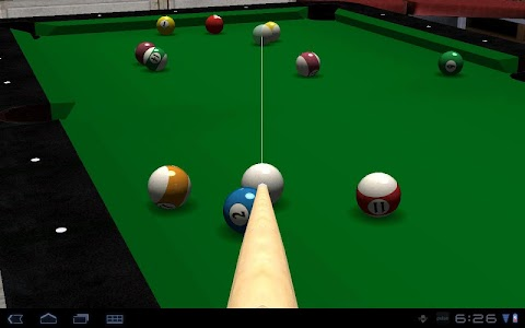 Virtual Pool Mobile v2.34