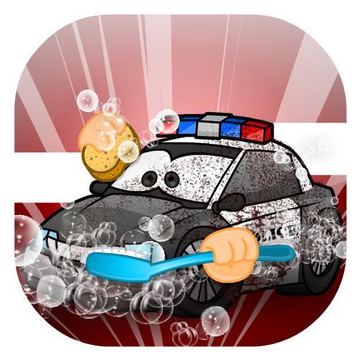 Red Alert Car Wash LOGO-APP點子