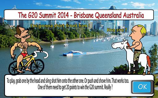 【免費動作App】G20 Summit-APP點子