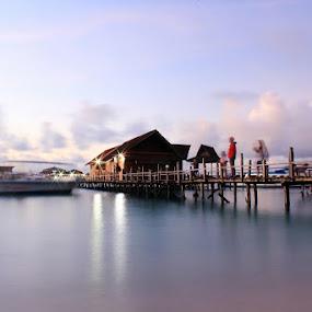 Sunrise Derawan Island by Chairul . - Landscapes Sunsets & Sunrises
