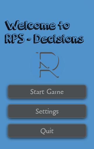 RPS - Decisions