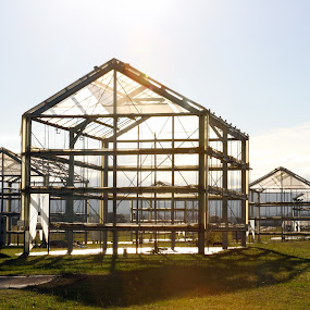 CO2 Experiment - Hawkesbury NSW  by Rita Jaber Youssef - Buildings & Architecture Other Exteriors