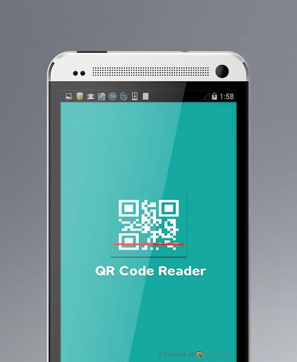 Simple QR Code Reader