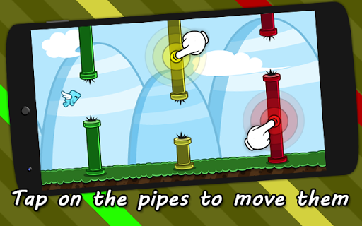 Klobs: Move the pipes
