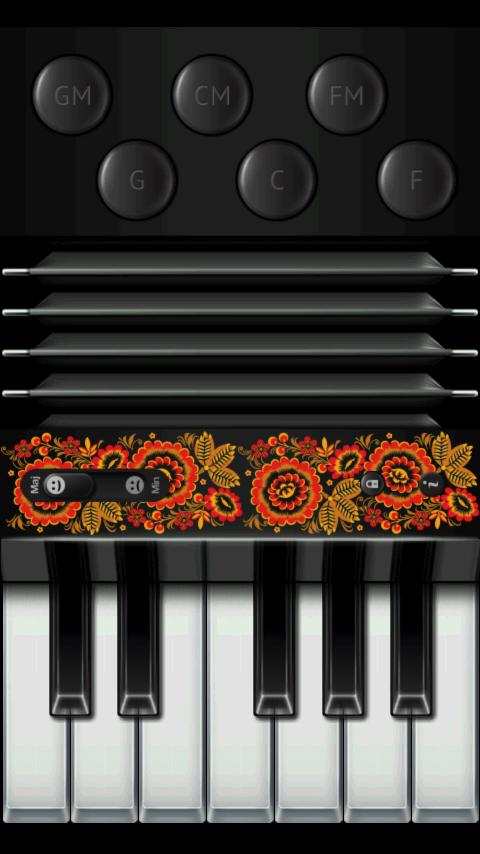 Accordion- screenshot