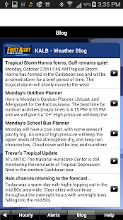 KALB WX- screenshot thumbnail