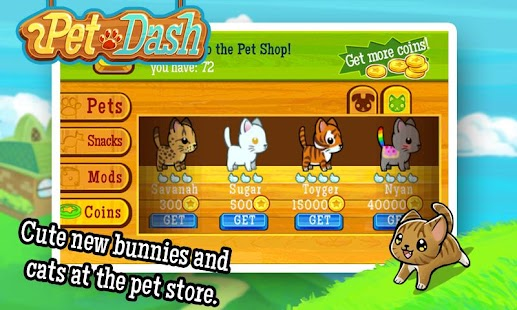 Pet Dash - Multiplayer - screenshot thumbnail