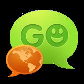 GO SMS Pro Slovak language