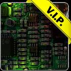 Electronics live wallpaper icon