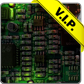 Electronics live wallpaper