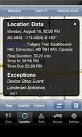 Screenshot of Titan GPS