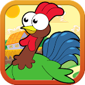 Farm Puzzle for Kids Learning icon