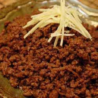 Japanese Beef Mince Recipes.