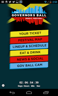 Governors Ball Music Festival - screenshot thumbnail